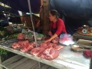 Giá thịt lợn hơi 'rục rịch' tăng
