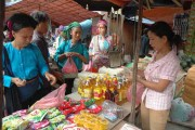Lai Châu: Nhân rộng mô hình Điểm bán hàng Việt Nam