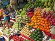 Giá nhiều mặt hàng hoa quả tăng cao