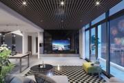 Không gian nội thất đầy cá tính của căn hộ đẳng cấp bên Hồ Tây