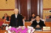 Tổng Bí thư hoan nghênh Chính phủ quyết liệt chỉ đạo công việc sau Tết