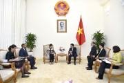 Việt Nam mong muốn ITC hỗ trợ DN tiếp cận thị trường thế giới