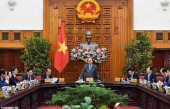 thuong truc chinh phu hop ve tinh hinh tet nguyen dan 2019