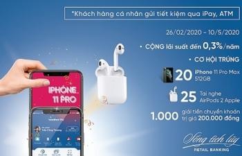 gui tiet kiem online trung iphone 11 pro max