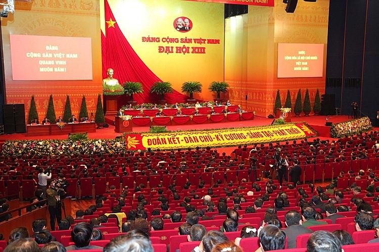 Đại hội Đại biểu toàn quốc lần thứ XII của Đảng đã thành công tốt đẹp