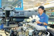 Sản xuất công nghiệp tăng gấp đôi so cùng kỳ năm 2014