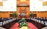 Thủ tướng Nguyễn Xuân Phúc: Phát huy mối quan hệ đoàn kết đặc biệt Việt Nam-Lào
