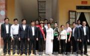 Chủ tịch Quốc hội thăm và làm việc tại tỉnh Điện Biên