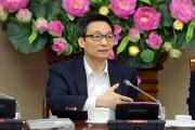 Phó Thủ tướng 'gỡ khó' khi DN đối thoại với Bộ Y tế