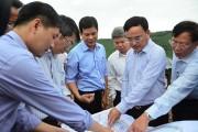Dự án Trung tâm điện lực Quảng Trạch: Bảo đảm đúng tiến độ