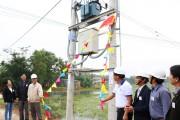 Quảng Ngãi: Đẩy mạnh các dự án lưới điện nông thôn