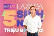 Lazada: Phục vụ tối đa người tiêu dùng