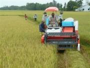 Máy móc thiết bị nông nghiệp không phải chịu thuế Giá trị gia tăng