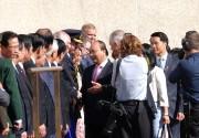 Lễ đón trọng thể Thủ tướng Nguyễn Xuân Phúc tại Australia