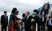 Thủ tướng đến thành phố Sydney, dự Hội nghị ASEAN-Australia