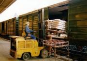 Điều kiện hàng hóa được nhận vận tải đường sắt