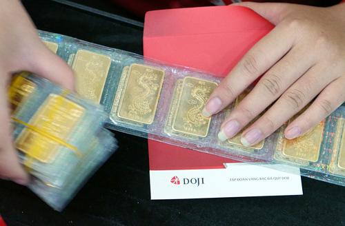 Giá vàng miếng trong nước hiện mua bán quanh 36,6 triệu đồng.