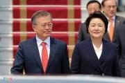 Tổng thống Hàn Quốc đã đến Hà Nội, bắt đầu thăm chính thức