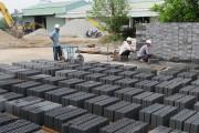 Thanh Hóa: Thúc đẩy sản xuất gạch không nung