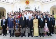 Tổng Bí thư bắt đầu chuyến thăm cấp Nhà nước Cộng hòa Cuba