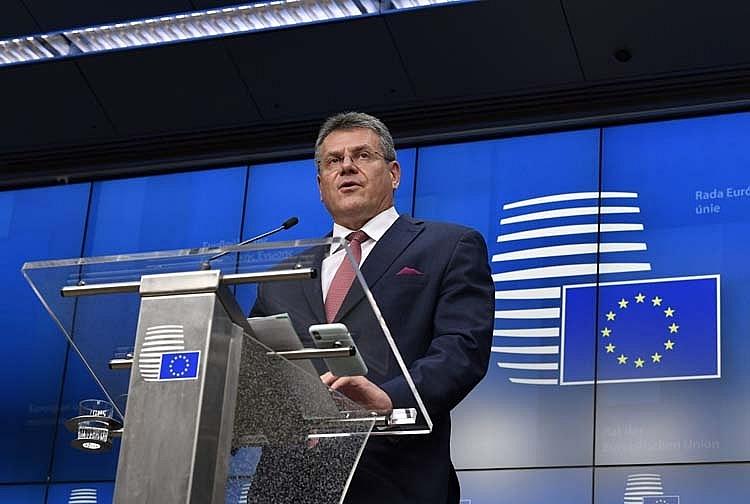 EU khởi động hành động pháp lý chống lại Anh vì vi phạm Brexit