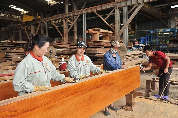 Kiểm soát chặt chẽ về nguồn gốc, tính hợp pháp của sản phẩm gỗ
