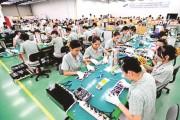 Quý I: Sản xuất công nghiệp tăng cao nhất 3 năm