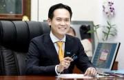 Ông Đặng Hồng Anh rời ghế Chủ tịch Sacomreal