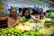 Thị trường dịp 30/4 và 1/5: Thực phẩm giảm giá mạnh- sức mua tăng nhẹ