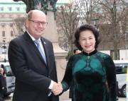 Mở ra triển vọng hợp tác mới trong quan hệ Việt Nam – Thụy Điển