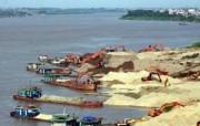 Mức phạt hành vi khai thác cát trái phép