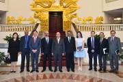 Thủ tướng Nguyễn Xuân Phúc tiếp Đại sứ Myanmar và Qatar
