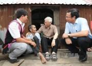 Tổng Bí thư Nguyễn Phú Trọng thăm xã đặc biệt khó khăn của tỉnh Gia Lai