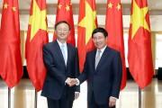 Việt Nam, Trung Quốc bàn biện pháp thúc đẩy quan hệ song phương