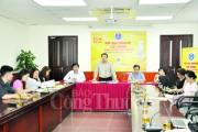 Họp báo công bố Giải thưởng Thương mại dịch vụ Việt Nam 2016