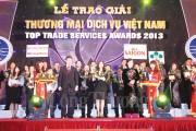 10 năm Giải thưởng 'Thương mại dịch vụ Việt Nam - Vietnam Top Trade Services Awards'