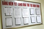 Kiểm soát TTHC ngay từ khi đề nghị xây dựng văn bản