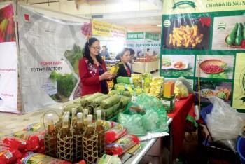 Nông sản an toàn: Chinh phục người tiêu dùng Thủ đô