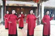 Du lịch Phú Thọ: Hát xoan sẽ là sản phẩm đặc trưng