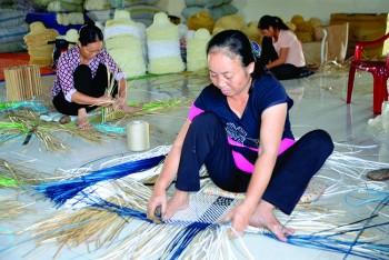 thai binh tim dau ra cho san pham tieu bieu