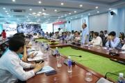 Đảng ủy Khối doanh nghiệp Trung ương làm việc với Than Hà Lầm