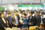 Hội chợ OCOP khu vực phía Bắc- Quảng Ninh 2018: 46 sản phẩm được xếp hạng sao