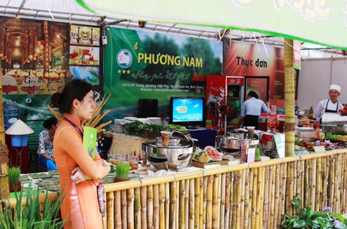 Image result for Liên hoan ẩm thực đất phương Nam