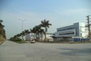 Xây dựng khu đô thị dịch vụ - thương mại và nhà ở công nhân Tràng Duệ