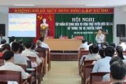 Thừa Thiên Huế: Tập huấn dịch vụ công trực tuyến