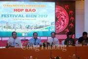 Festival biển Nha Trang - Khánh Hòa 2017: Lễ hội của công chúng