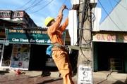PC Vĩnh Phúc cấp điện ổn định mùa nắng nóng