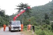 Nghệ An tăng cường củng cố lưới điện