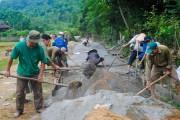Nợ xây dựng nông thôn mới ở Nghệ An: Không đáng lo ngại