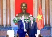 Việt Nam-Nga hướng tới mục tiêu kim ngạch thương mại 10 tỷ USD